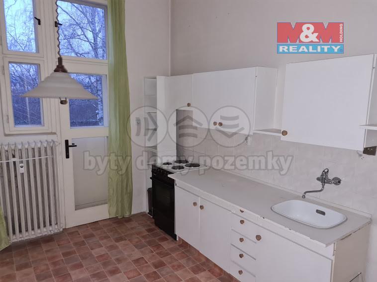 Pronájem bytu 2+1, 57 m², Náchod, ul. Řezníčkova