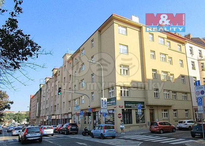 Prodej bytu 3+kk, 56 m2, Praha 5 - Košíře