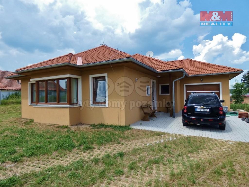 Prodej rodinného domu, 140 m², Bečice