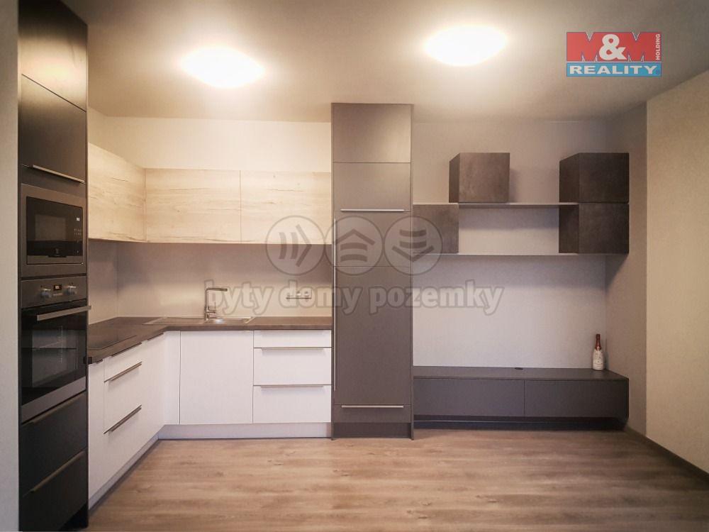 Pronájem bytu 2+kk, 55 m², Praha, ul. Za Lípou 1621/1