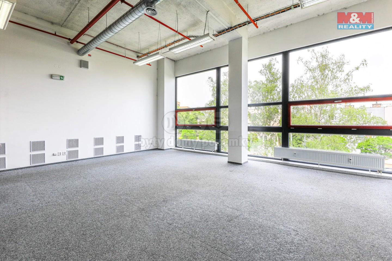 Pronájem, obchodní prostory, 89 m2, Plzeň, ul. Masarykova