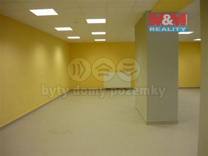 Pronájem obchod a služby, 166 m², Česká Třebová, ul. Hýblova