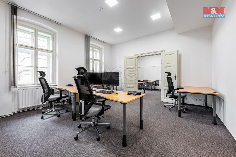 Pronájem, kancelářských prostor, 108 m², Plzeň, Centrum