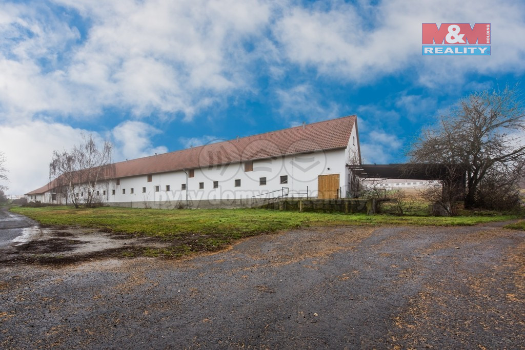 Prodej, nájemní dům, 6675 m², Bořislav