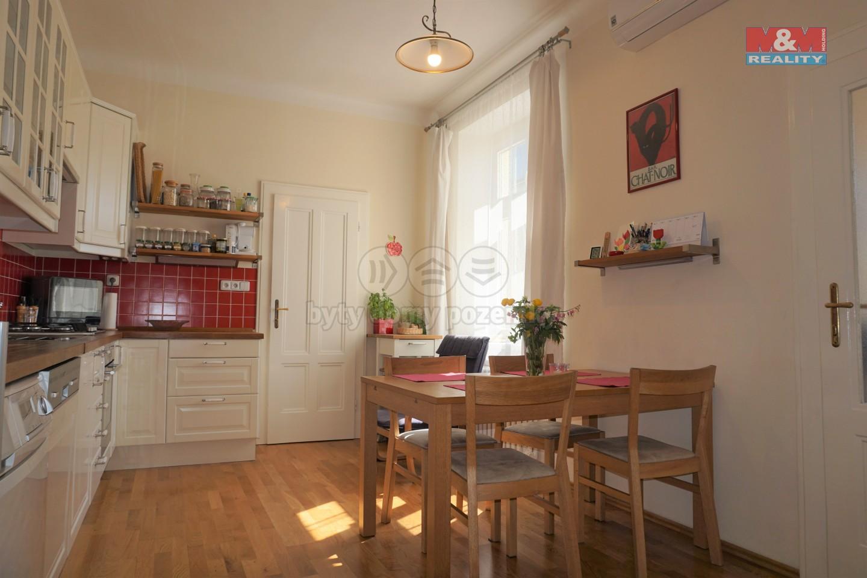 Prodej, byt 4+1, 108 m2, Brno - Veveří, ul. Kotlářská