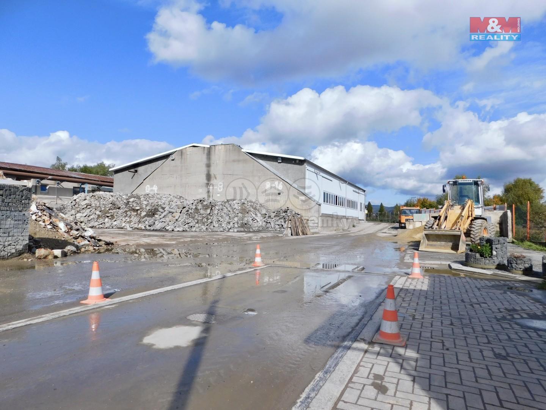 Prodej, výrobní objekty, provozní plochy, 16074 m², Liberec