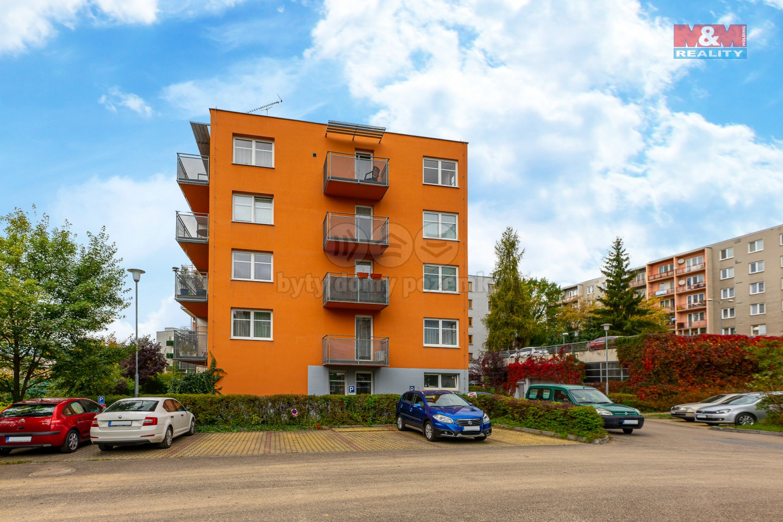 Pronájem bytu 1+kk, 40 m², Plzeň, ul. Bolevecká