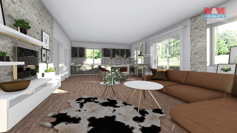 Prodej, rodinný dům, 138 m2, Kupařovice, Brno - venkov