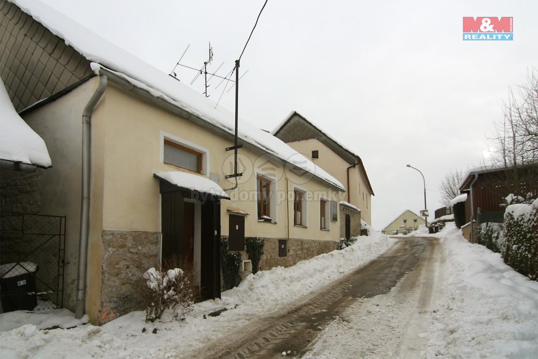 Prodej rodinného domu, 60 m², Strmilov, ul. Pod Farou