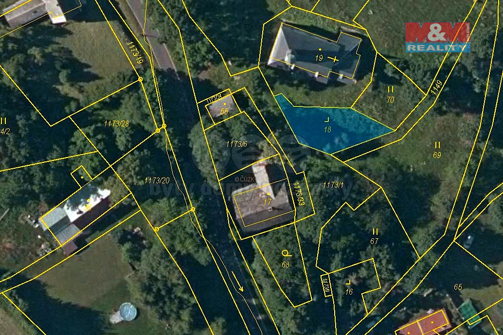 Prodej pozemku, 252 m², Výsluní - Volyně