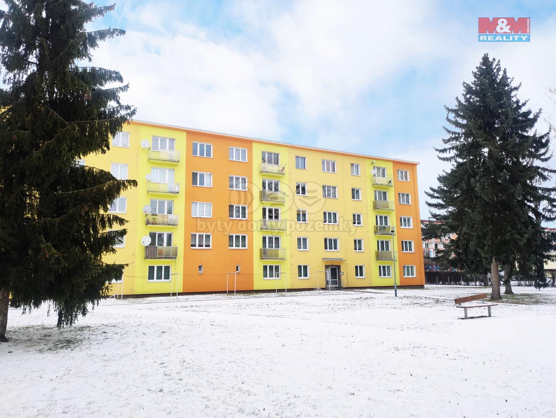 Prodej bytu 3+1, 67 m², Uničov, ul. Plzeňská