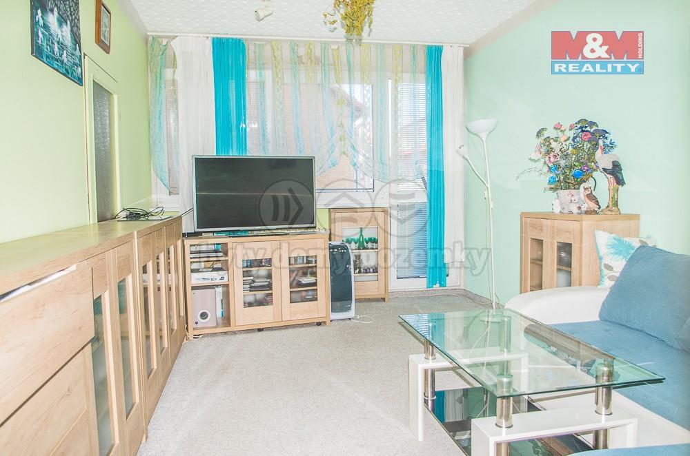Prodej bytu 3+1, 76 m², Sedlčany, ul. Havlíčkova