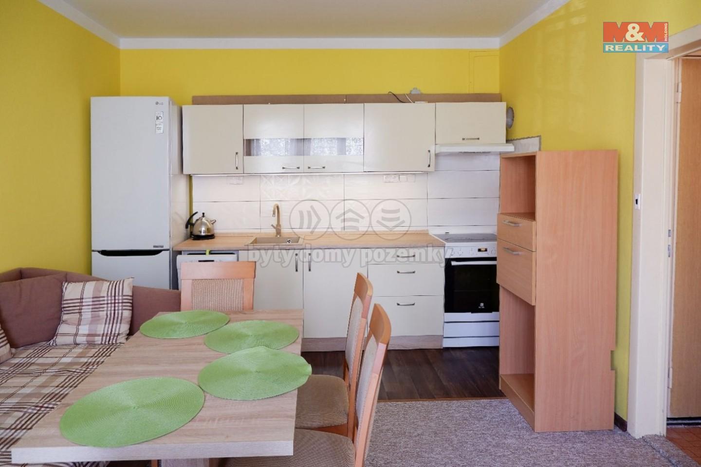 Pronájem bytu 2+kk, 50 m², České Budějovice, ul. Krčínova