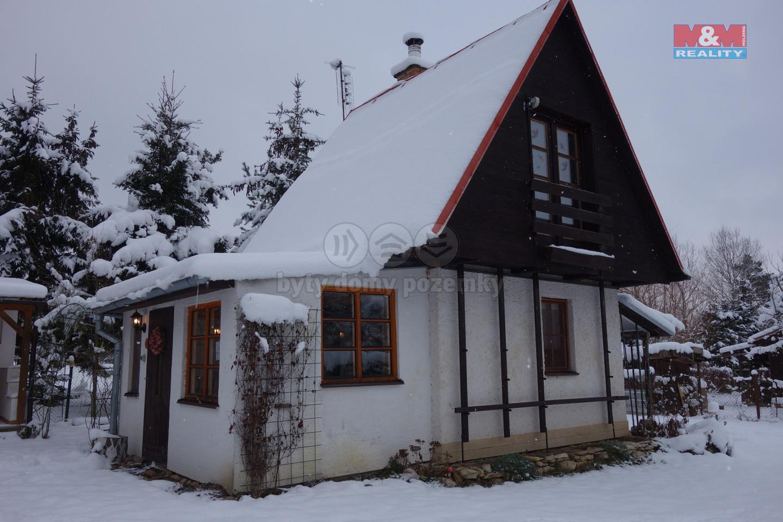 Prodej chaty, pozemek 360 m², Újezd u Chocně, ul. Darebnice
