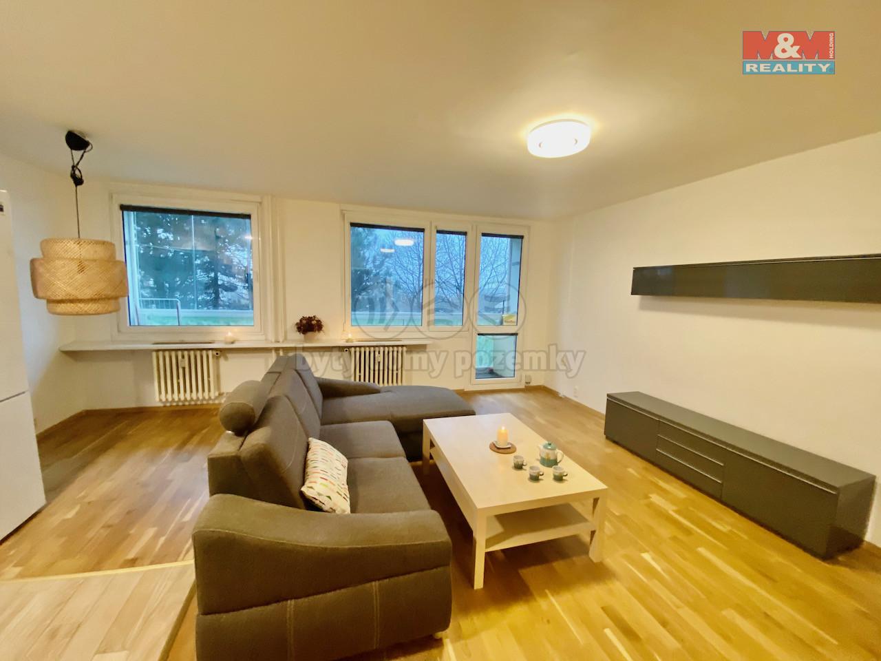 Pronájem bytu 4+kk, 89 m², Praha, ul. Hábova
