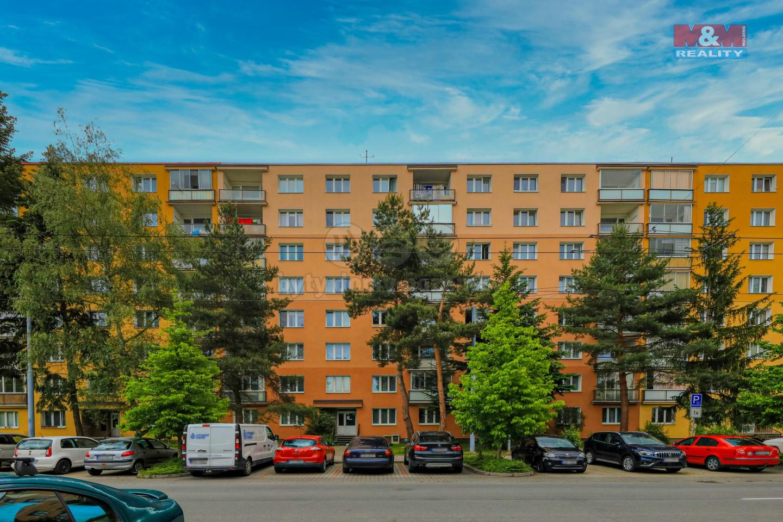 Pronájem, byt 1+kk, Plzeň, ul. Skupova