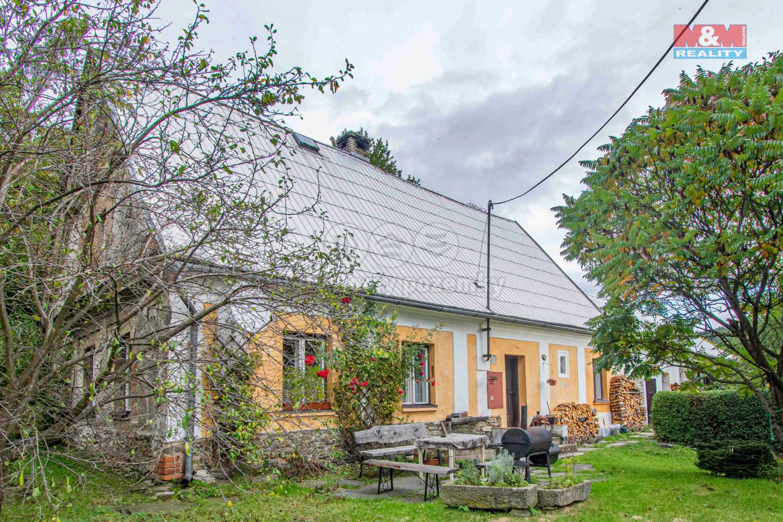 Prodej chalupy 3+kk, 290 m², Janov