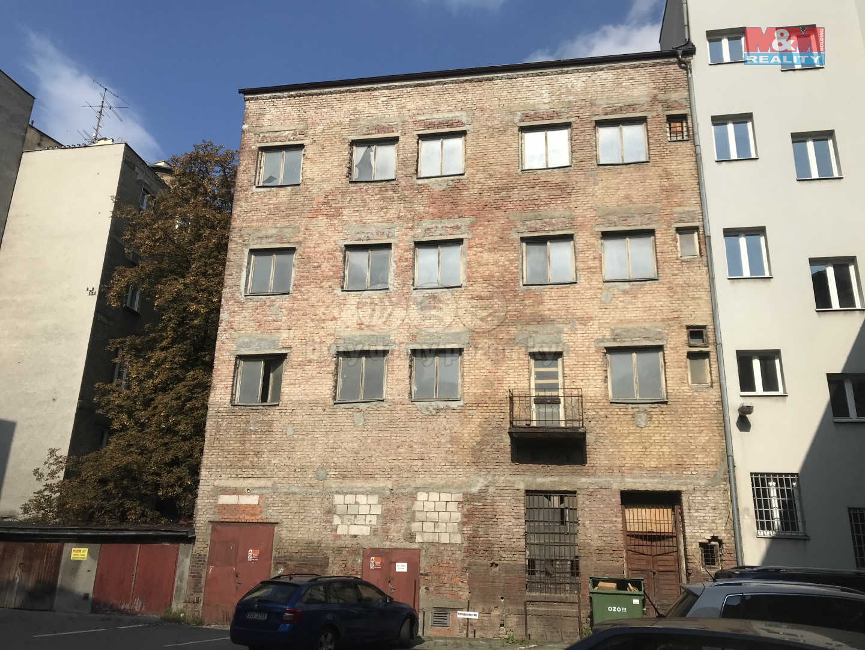 Prodej nájemního domu, 320 m², Ostrava, ul. Kostelní