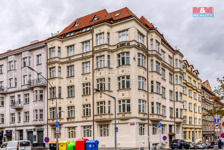 Prodej bytu 2+kk, 53 m², Praha 10, ul. Žitomírská