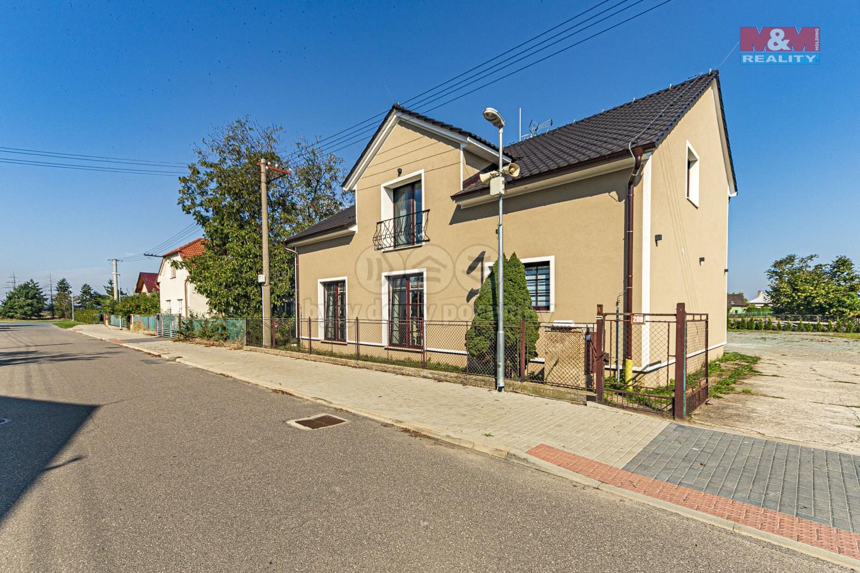 Prodej rodinného domu, 185 m², Opatovice nad Labem, ul. Lesní