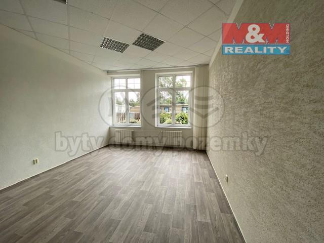 Pronájem kancelářského prostoru, 22 m², Krnov, ul. Hlubčická