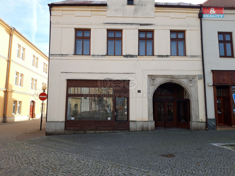 Pronájem bytu 3+kk, 66 m², Čáslav, nám. J. Žižky z Trocnova