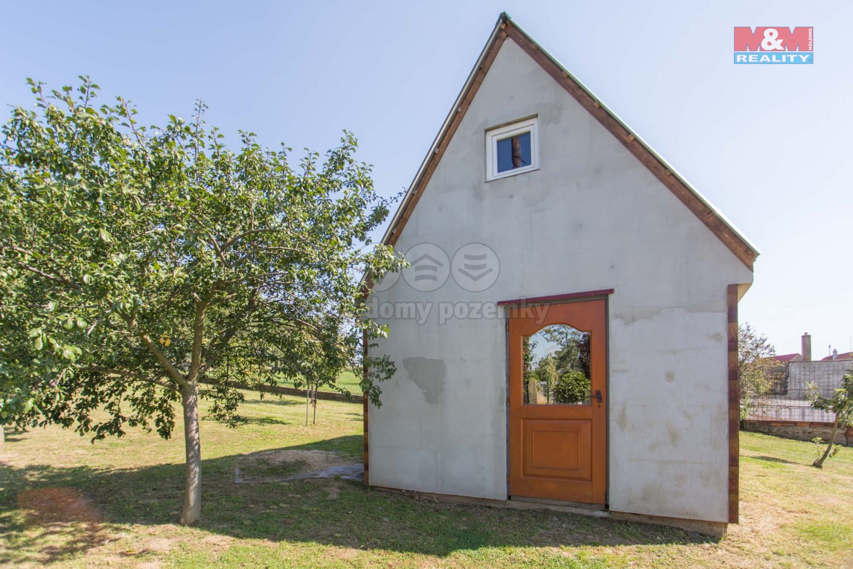 Prodej pozemku k bydlení, 520 m², Medlice