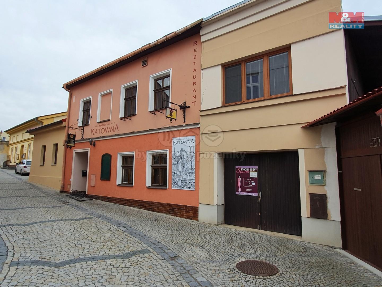 Prodej obchodního objektu, 267 m², Hranice, ul. Na Náspech