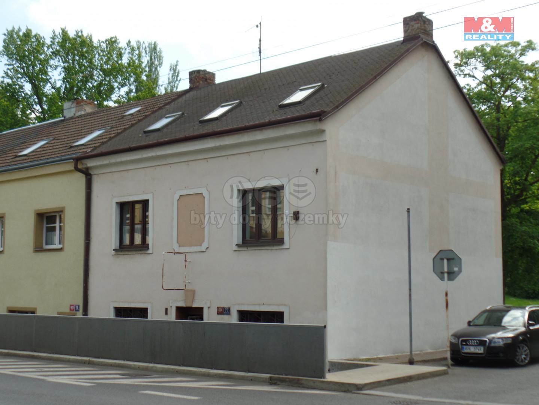 Prodej rodinného domu, 205 m², Ústí nad Labem, ul. Masarykova