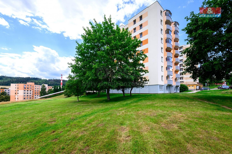Prodej bytu 3+1, 86 m², Prachatice, ul. Národní