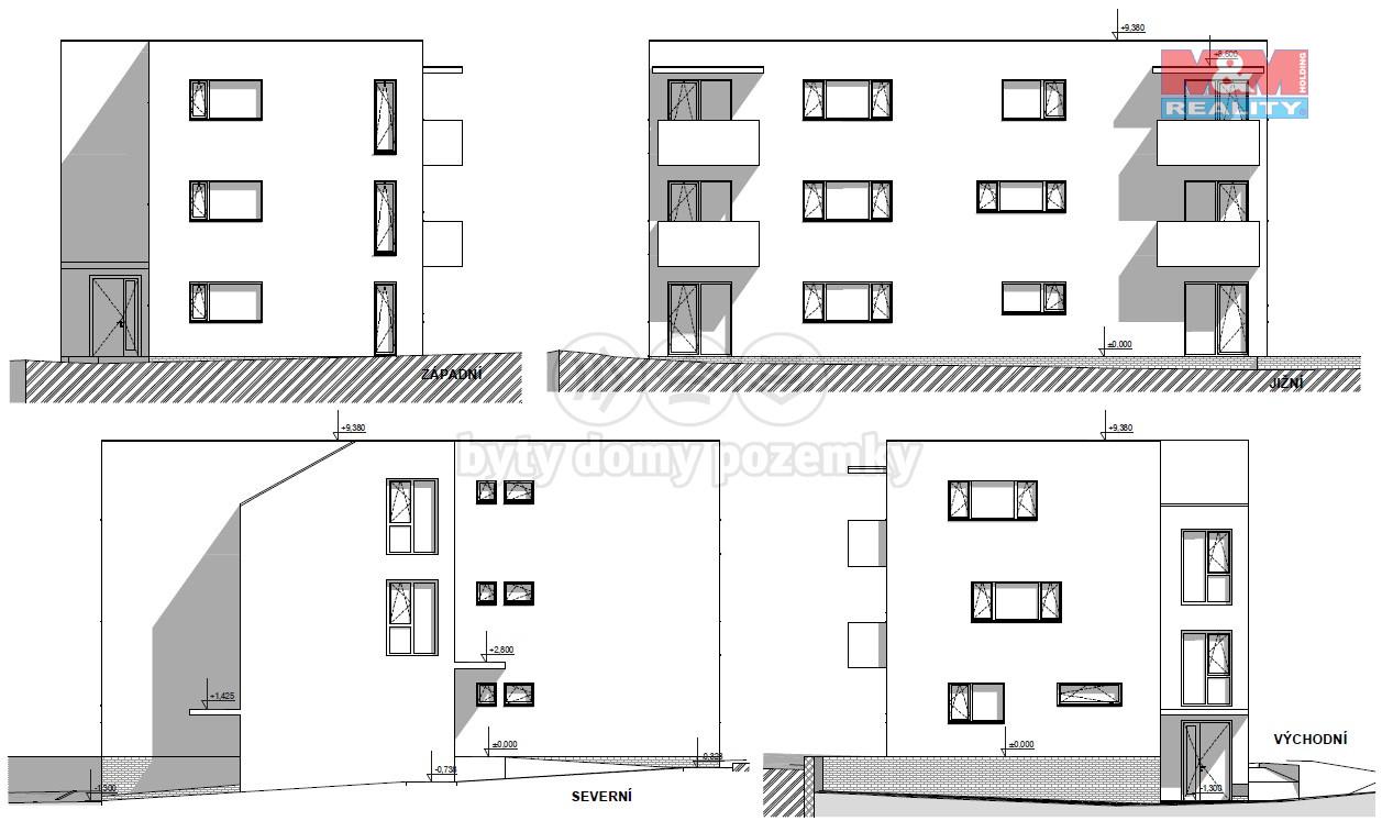 Prodej stavebního pozemku 630 m2, Kostelec nad Černými Lesy