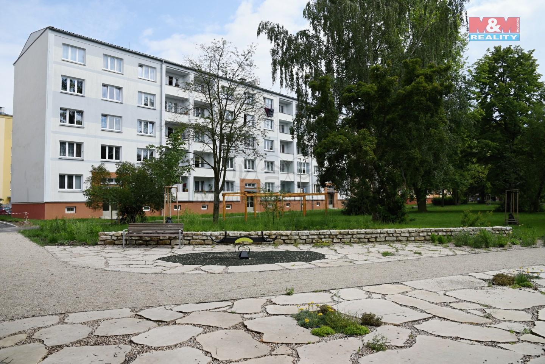 Prodej bytu 2+1, 58 m², Cheb, ul. Kosmonautů