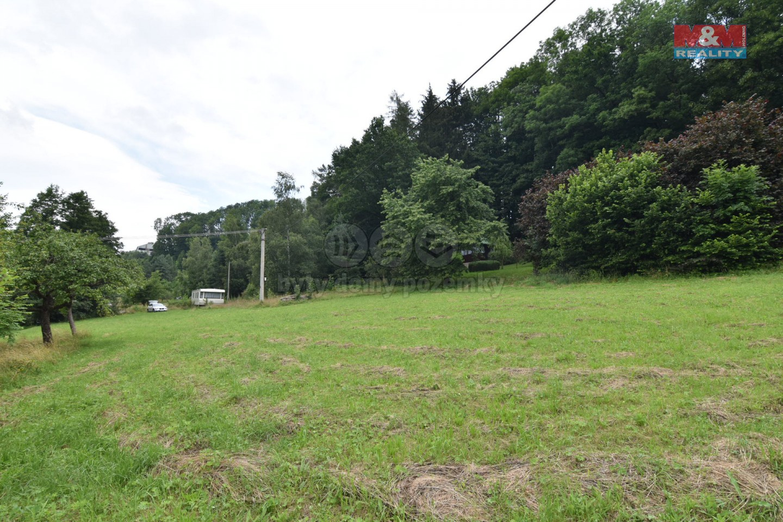 Prodej pozemku k bydlení, 1700 m², Líšnice