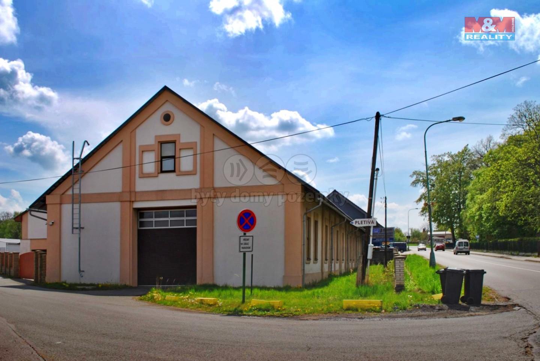 Pronájem skladu, 250 m², Vamberk, ul. Tyršova