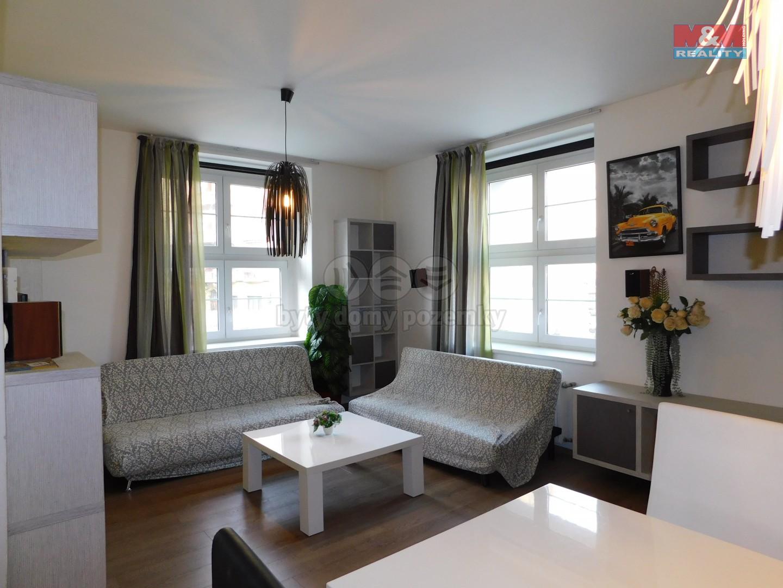 Pronájem bytu 2+kk, 60 m², Praha, ul. Nuselská