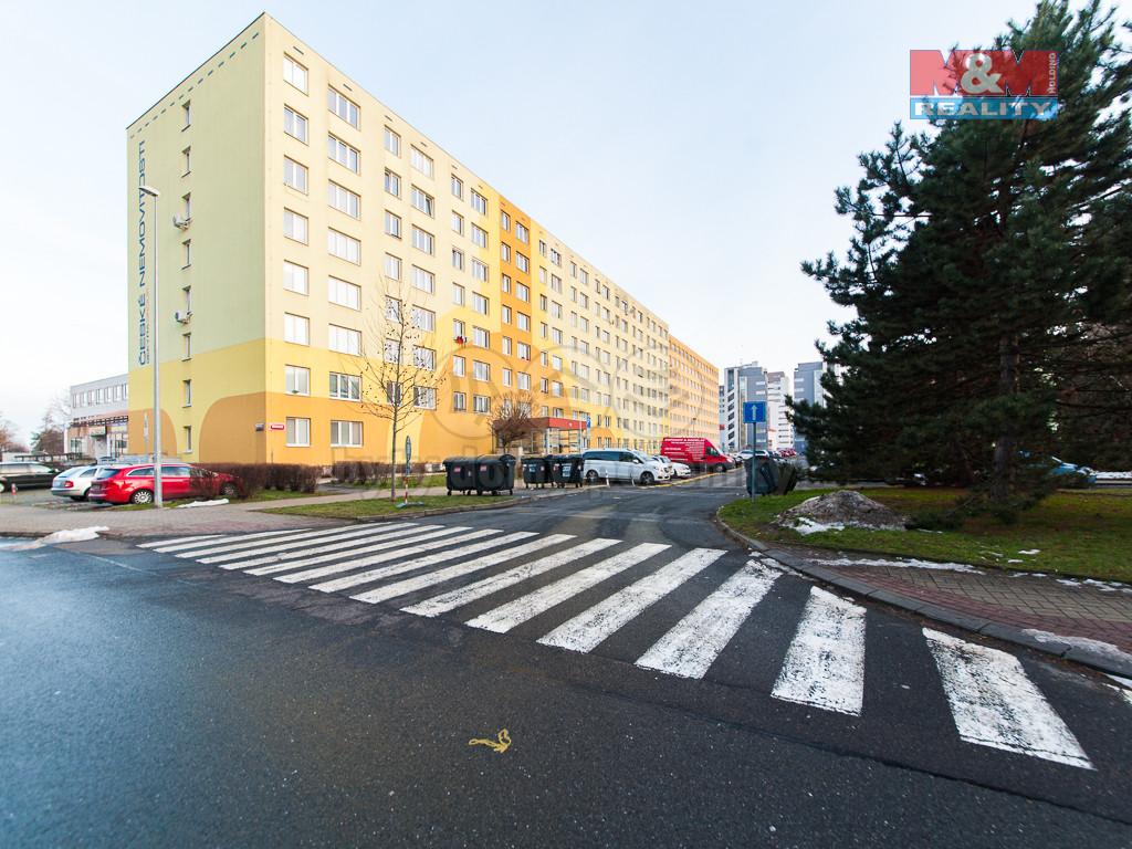 Pronájem bytu 1+kk, 40 m², Praha 9, ul. Bohumínská