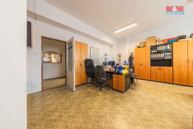 Pronájem kancelářského prostoru, 81 m², Benešov, ul. Žižkova