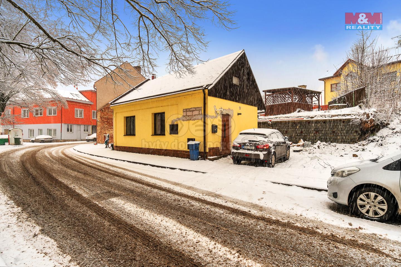 Prodej rodinného domu, 268 m², Hlinsko, ul. Hálkova