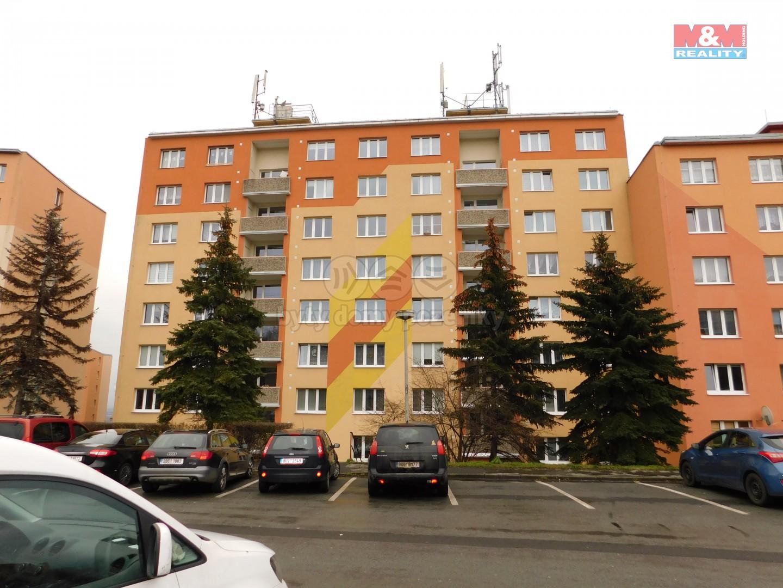 Prodej bytu 2+1, 60 m², DV, Chomutov, ul. Zahradní