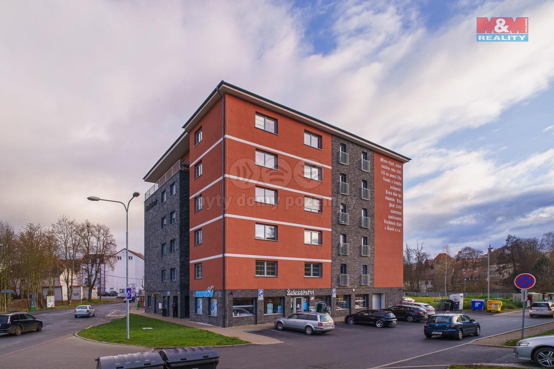 Prodej bytu 4+1, 96 m², Cheb, ul. Havlíčkova
