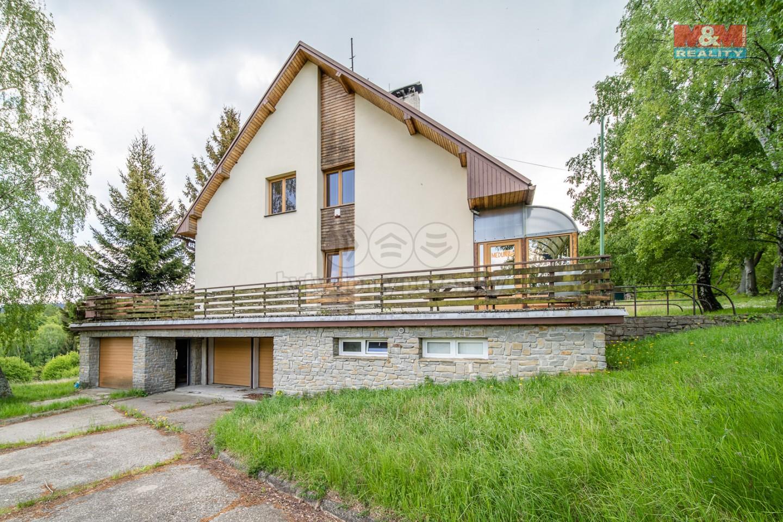 Prodej, chata, 520 m², pozemek 7637 m², Kopánky