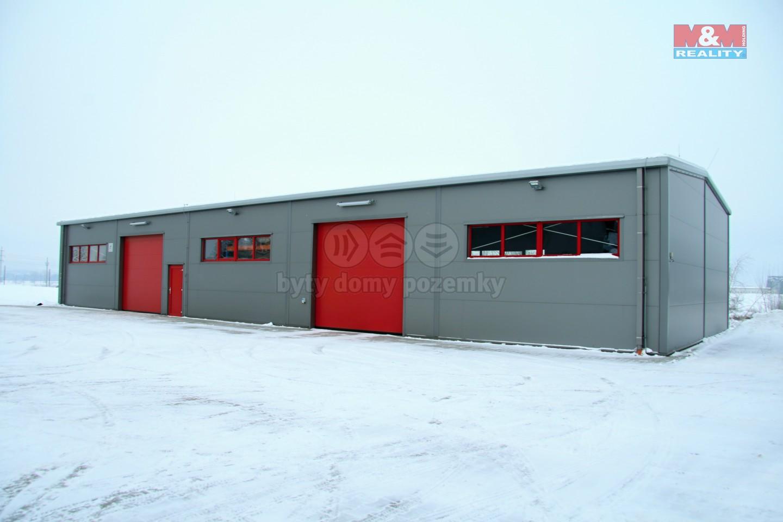 Pronájem výrobního / skladovací objektu, 250 m², Staré Místo