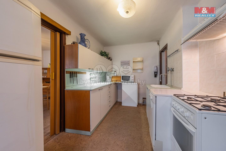 Prodej rodinného domu, 172 m², Sedlčany, ul. Žižkova