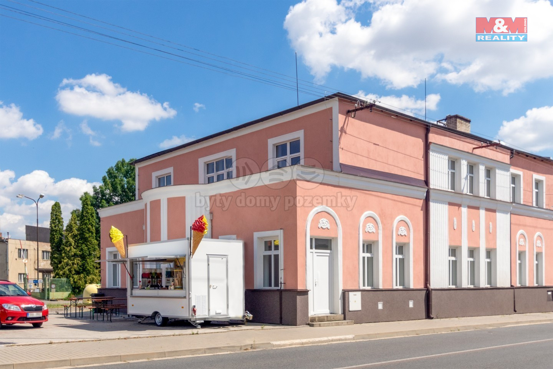 Pronájem bytu 1+kk, 35 m², Chrast, ul. Tyršova