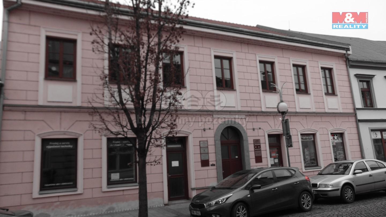 Pronájem kancelářského prostoru, 75 m², Přerov