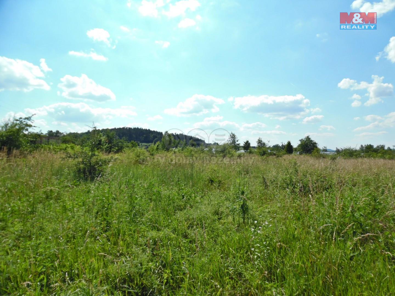 Prodej pozemku k bydlení, 1102 m², Čejetice