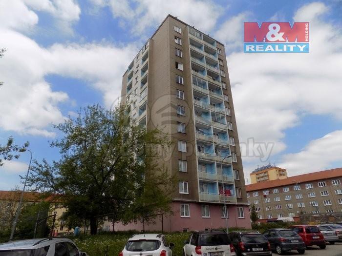 Pronájem bytu 1+kk, 24 m², Příbram, ul. Ve Dvoře