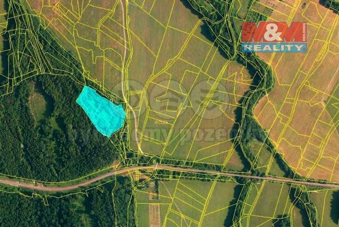 Prodej pole, 12569 m², Veřovice