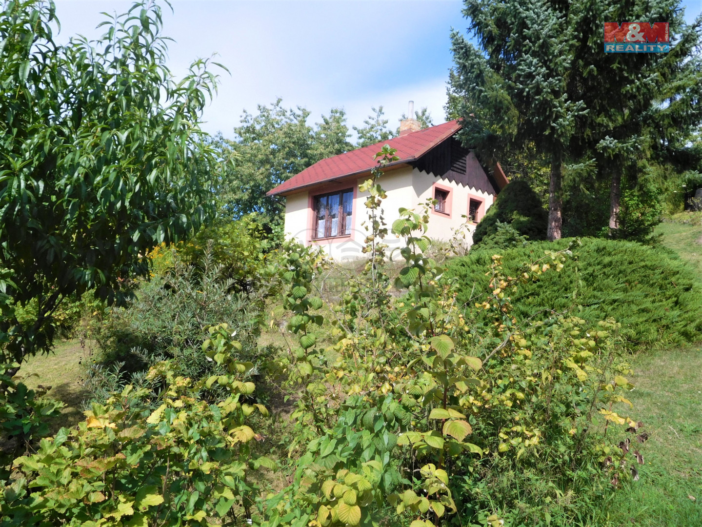 Prodej zahrady, 644 m², Klášterec nad Ohří