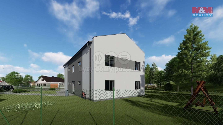 Prodej, nájemní dům, 2188 m², Letkov, ul. Šeříková